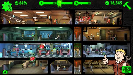 Llega la actualización 1.7 a Fallout Shelter con Nuka-World como protagonista