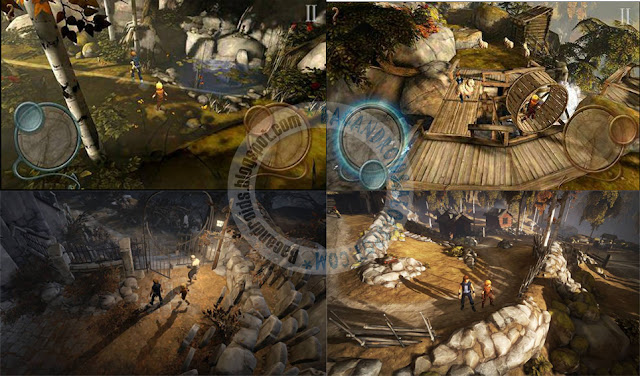 Game Brothers A tale Of Two Sons Apk Data terbaru Full version