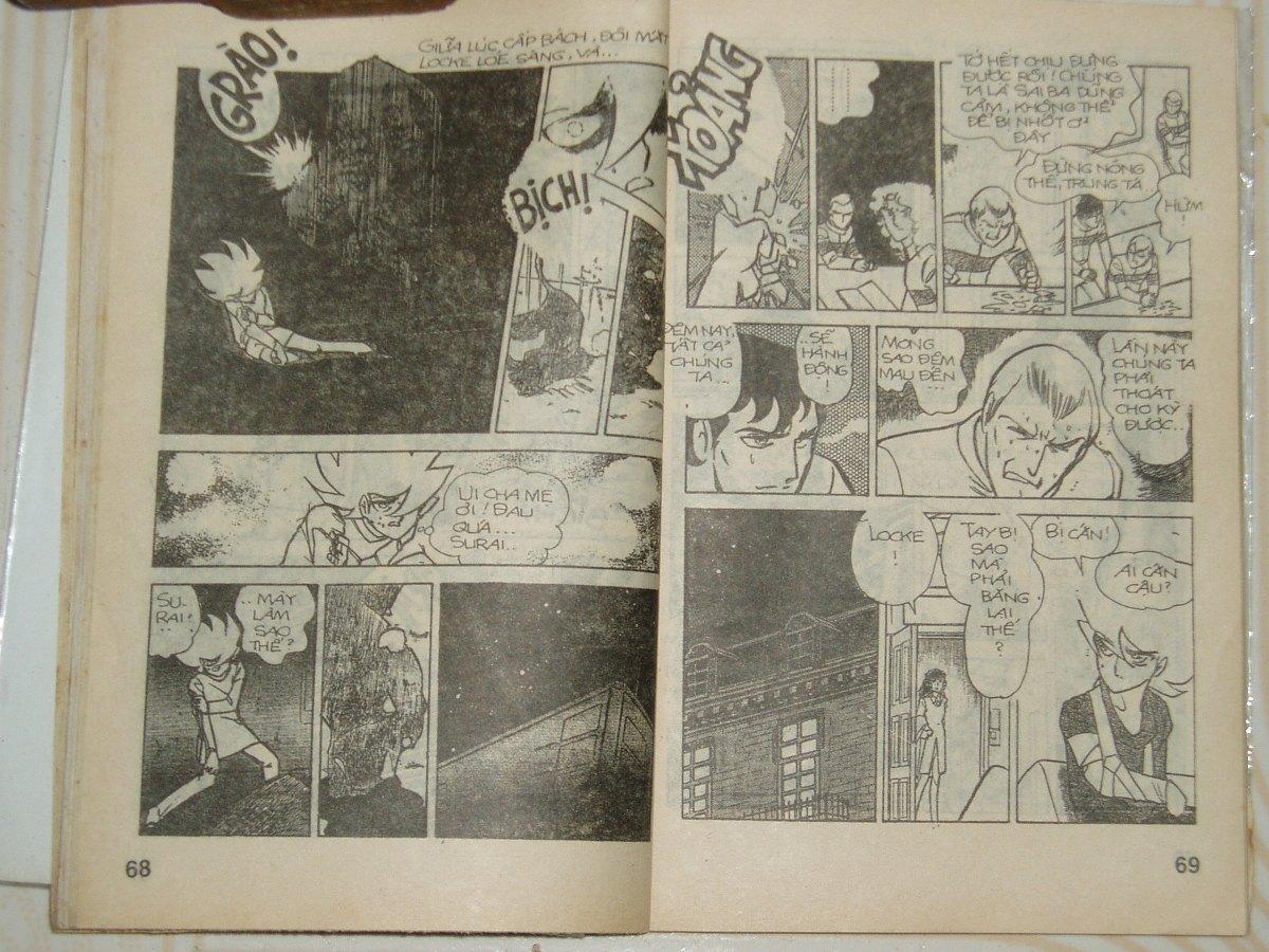 Siêu nhân Locke vol 01 trang 33