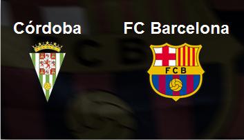 مباراة برشلونة وقرطبة اليوم السبت 20-12-2014