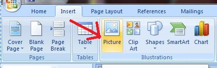 Ribbon Ms.Word 2007