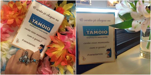 ENCONTRO DE BLOGUEIRAS DROGARIAS TAMOIO
