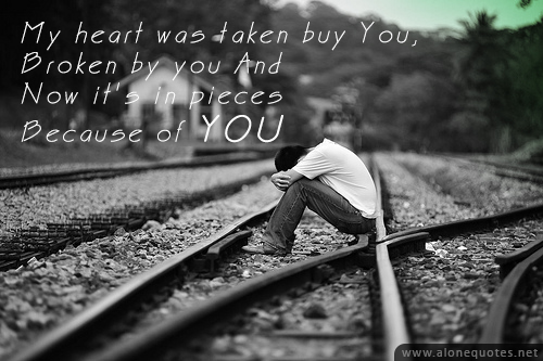 sad alone boy quotes - photo #3