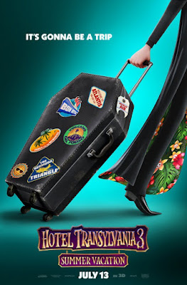 Hotel Transylvania 3 Summer Vacation Movie Poster 3