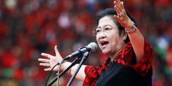Megawati: Masih impor Garam sampai Gula, Nggak masuk akal!, Cari untung dari impor ya?