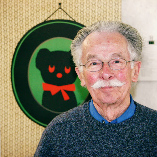 The man that made me follow my dream and inspired me to do what I am doing today // A short story about an amazing illustrator // Dick Bruna (89) you will be missed