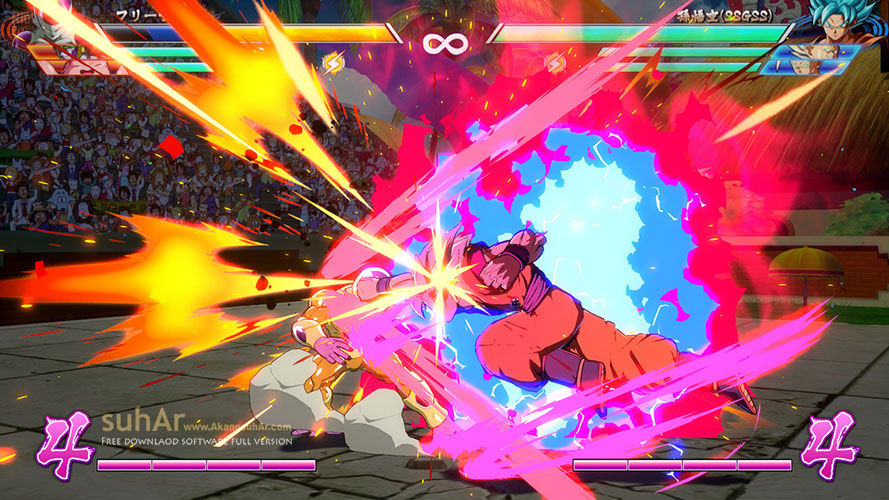 Download Dragon Ball FighterZ PC Game Free Download, Dragon Ball FighterZ PC Game Full DLCs