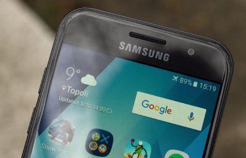 Samsung Galaxy A32017s Android Update Ist Es Ein Nougat
