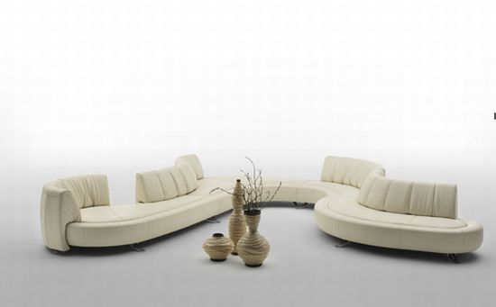 Modern Living Rooms Sofa Designs