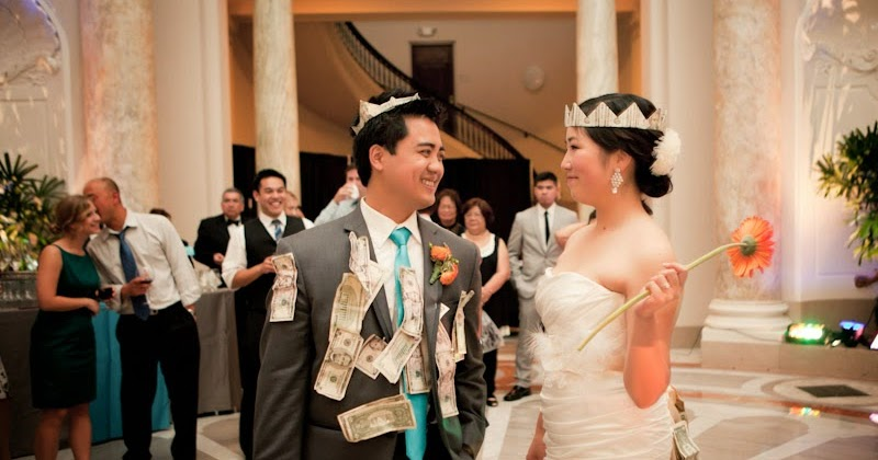 Filipino Wedding Traditions Everything Amp Anything With A
