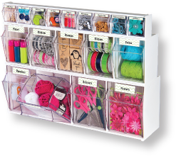 Craft Tilt Bins