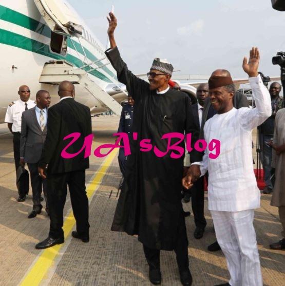 Vacate Presidency Now, Buhari, Osinabjo Warned