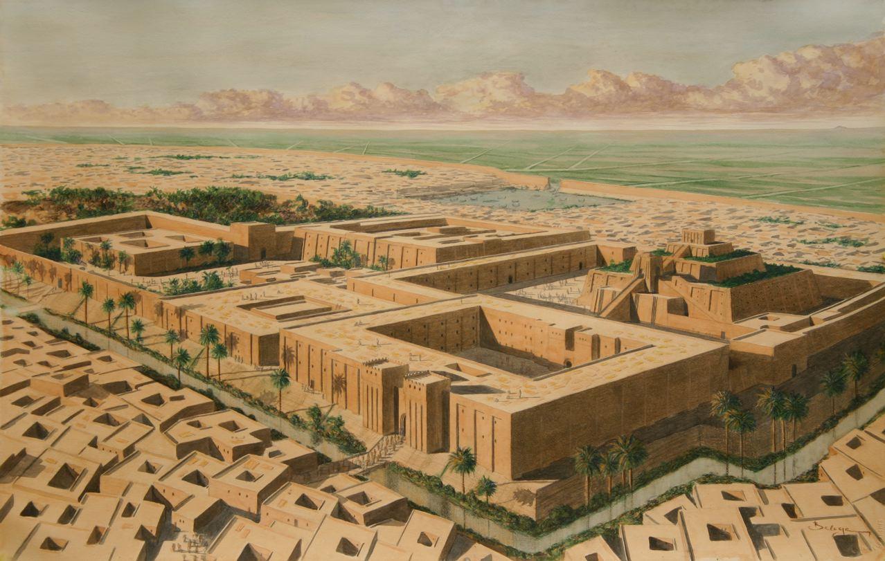 History of Mesopotamia