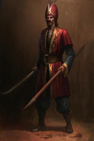 Scarecrow's Deadliest Battles: Vlad The Impaler vs. Samurai