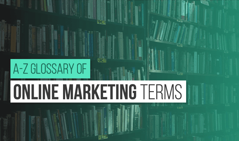 Online marketing terms and acronyms decoded  #Infographic