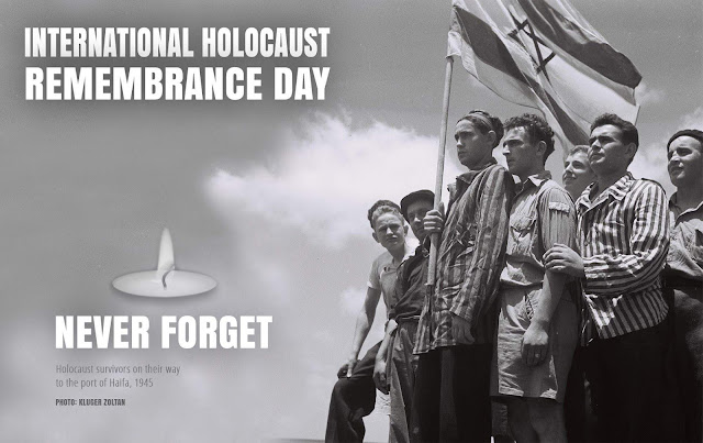 International Holocaust Remembrance Day Wiki in Hindi