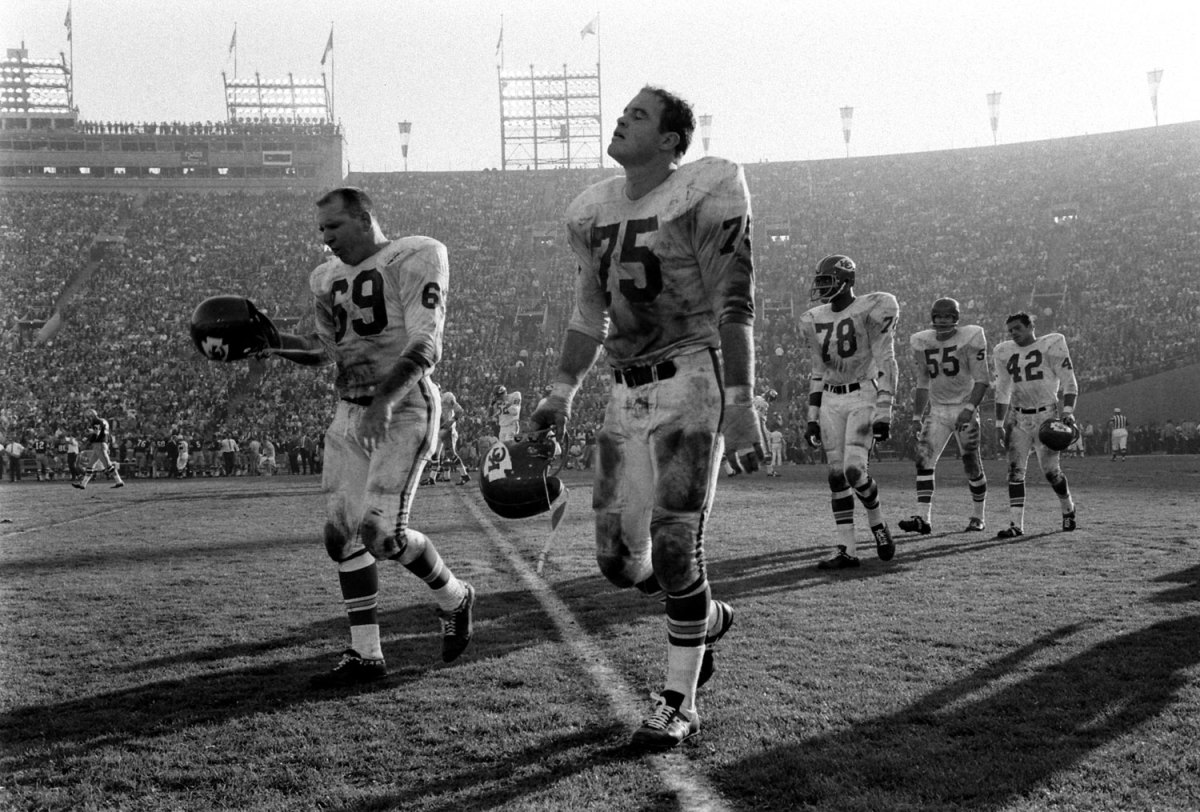 Rare Photos Of The First Super Bowl In 1967 Vintage Everyday
