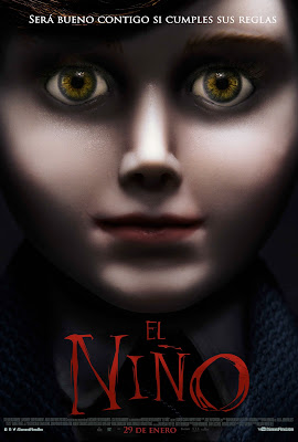 Movie | The boy (el niño) 2016