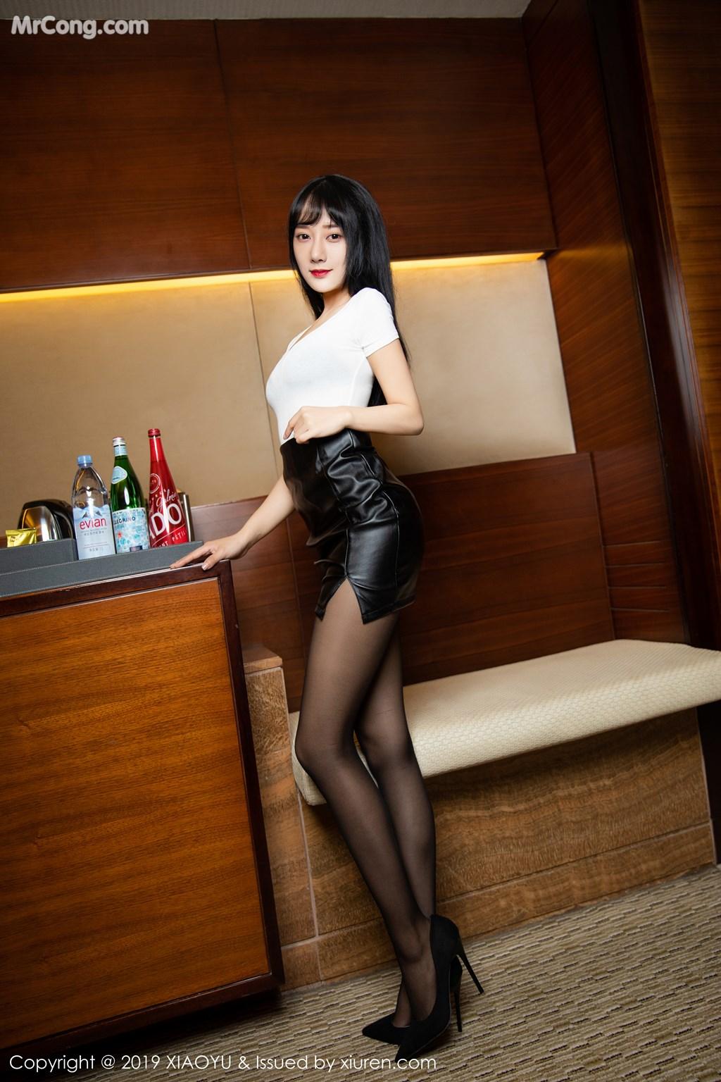 Image XiaoYu-Vol.092-He-Jia-Ying-MrCong.com-008 in post XiaoYu Vol.092: He Jia Ying (何嘉颖) (74 ảnh)