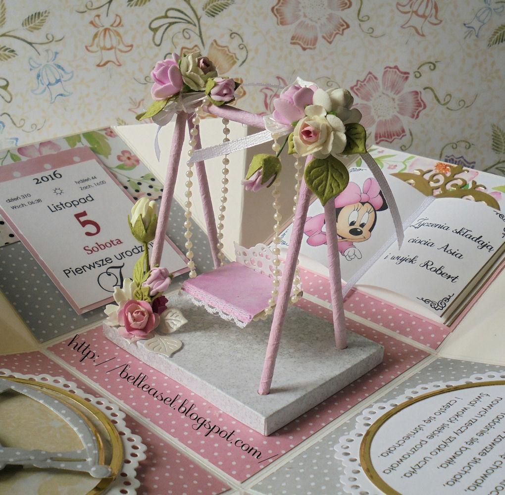 Calendar Maker Art Explosion : Belle art pudełko na roczek
