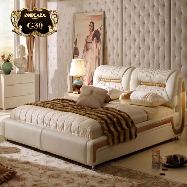 Giường ngủ cao cấp G30