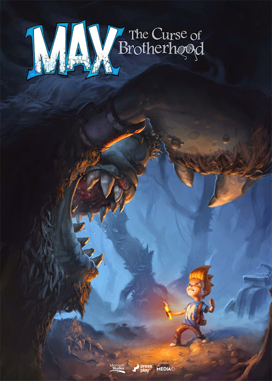 Max: The Curse of Brotherhood Free Downlaod Game - Download Free Game - Full Version PC Games - Gamez Stuff
