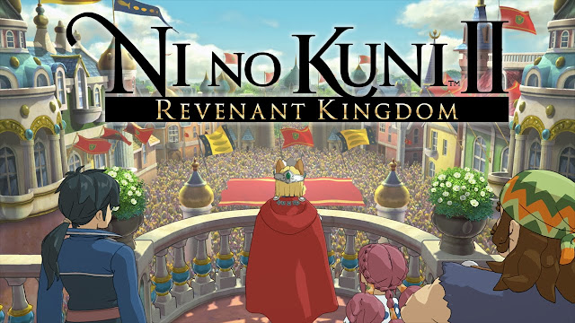 New Ni No Kuni 2 Footage Shows Off Real-Time Army Battles And Another Boss