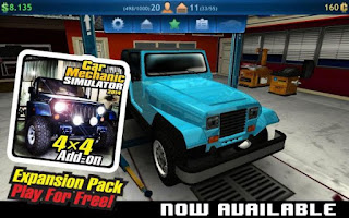 Car Mechanic Simulator 2014 Mod Unlimited Coins Cash Apk Free Download For Android