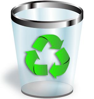 Gambar Recycle Bin, fungsi recycle bin, cara menggunakan recycle bin, kegunaan recycle bin, apa itu recycle bin