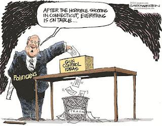 Satire Analysis Gun Control