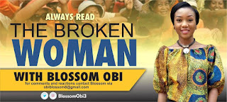 The Broken Woman: Running Out Of Time, By Blossom Obi | @BlossomObi3 1