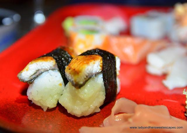 Vii Dubai sushi