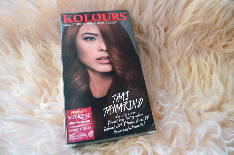 Kolours Dual Hair Conditioning Hair Color
