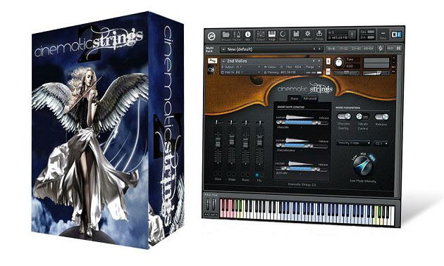 Cinematic Strings 2 Orquesta de Cuerda VST