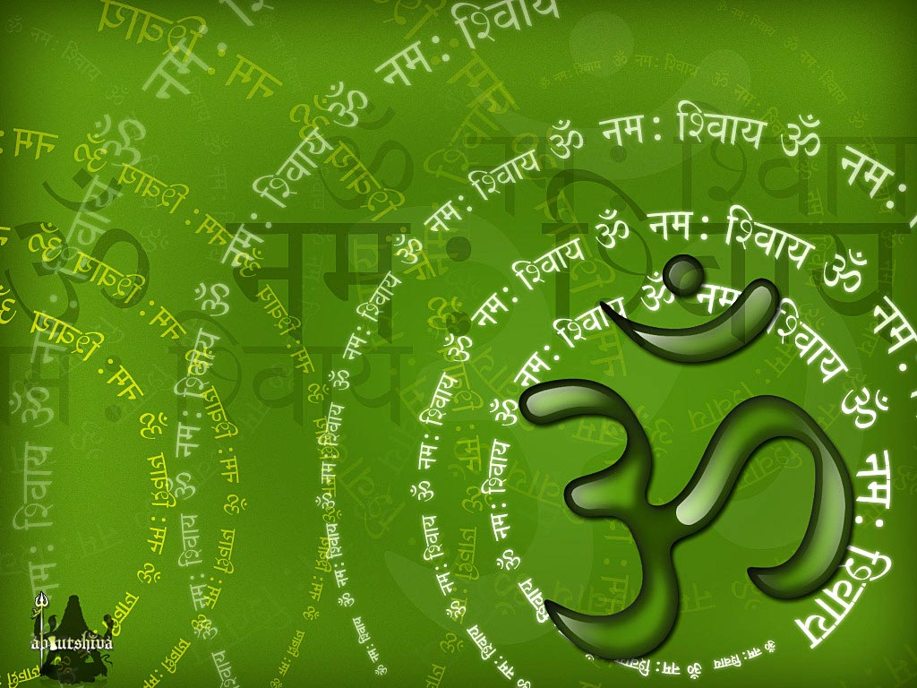 Om Hd Wallpapers With Om Namah Shivaya Mantra Meaning Images God