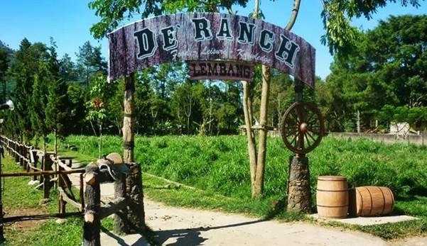 tempat wisata de ranch lmbang bandung