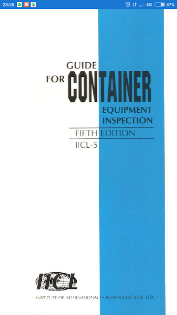Guide For Flat Rack Container Inspection - .apk Version