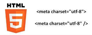 Meta Charset: etiqueta para caracteres especiales