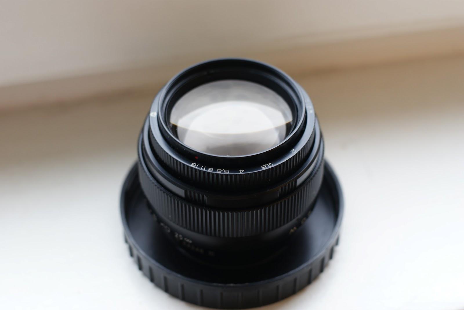 Jupiter 9 85mm f2.0