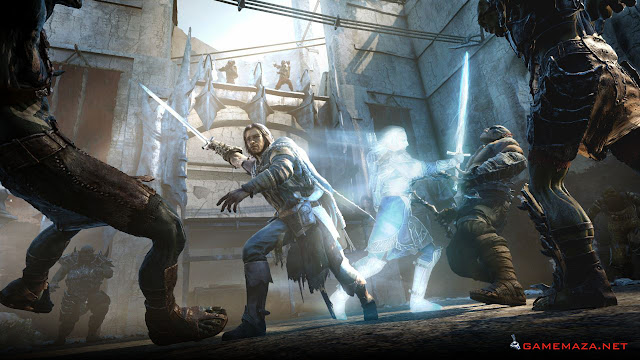 Middle Earth Shadow of Mordor Gameplay Screenshot 4