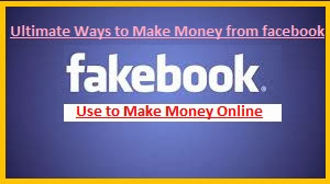 Facebook can make you money online but need to ideas for it.