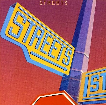 Streets 1st 1983 aor melodic rock