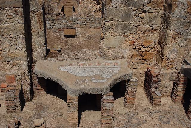 thermes villa casale