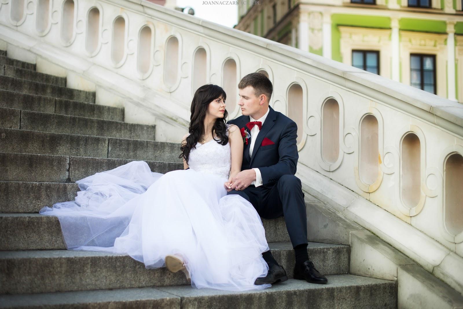plener ślubny zamość