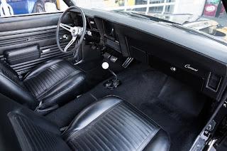 1969 Chevrolet Camaro COPO Clone Dashboard