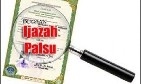 MAHU BERJAYA BELILAH IJAZAH PALSU
