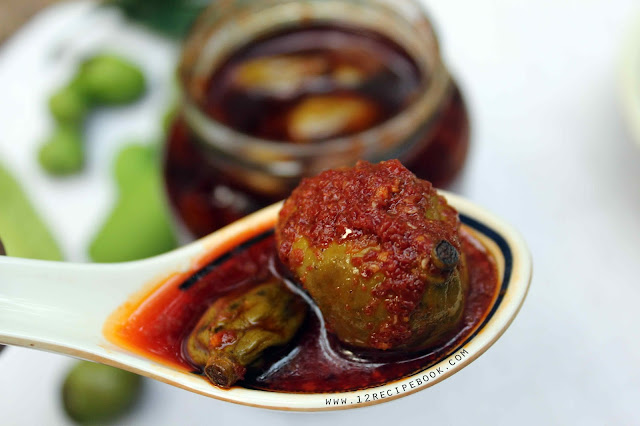 Kadumanga / Tender Mango Pickle