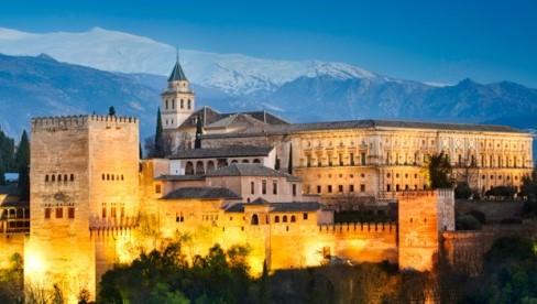 La Alhambra de Granada - Malaga Trips
