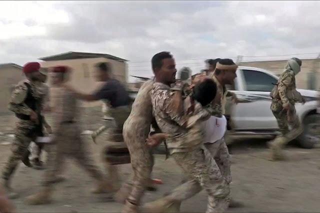 Drone Teroris Syiah Houthi Serang Parade Militer Yaman, 6 Orang Tewas