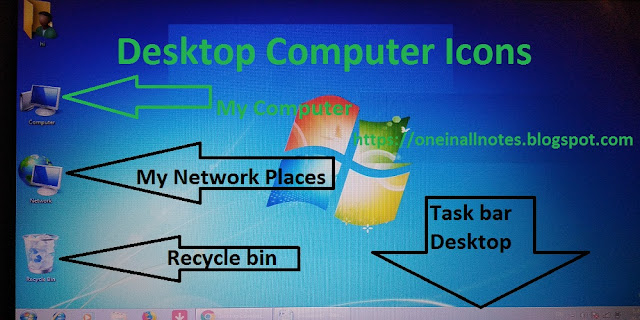 desktop,computer icon (invention), desktop icons,show desktop icons,restore desktop icons,desktop computer lock,all icons are same in desktop,what is computer icons